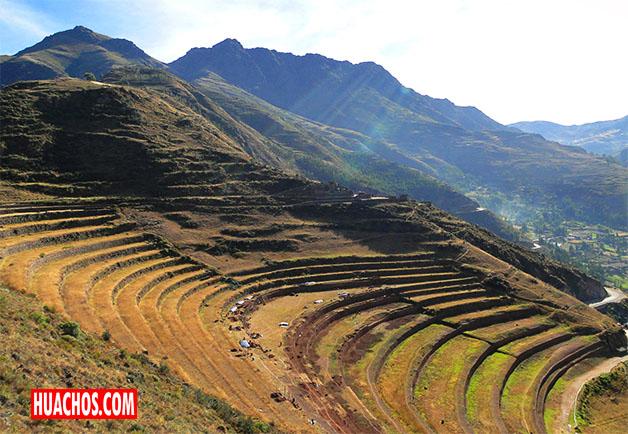 Blog Buscando América Las Terrazas De Los Andes Peruanos