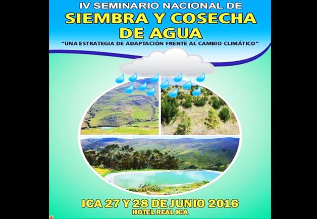El Gore Ica realiza seminario nacional de siembra y